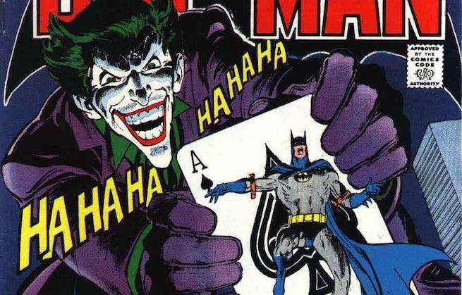 Batman 251 cover