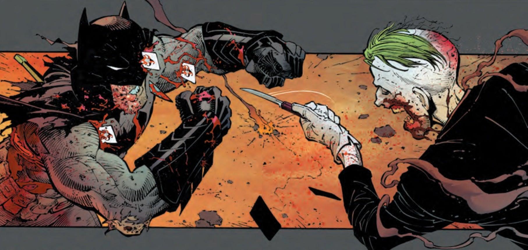 Batman Battle