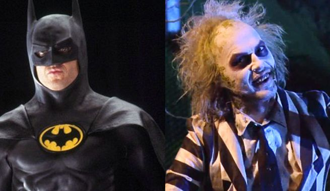 Michael Keaton Plays Batman And Beetlejuice On Saturday Night Live