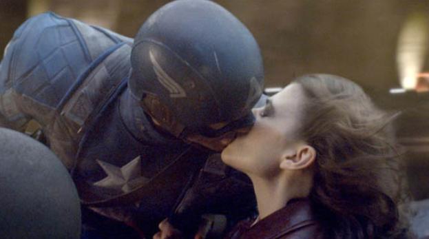 Captain America Virgin Meme