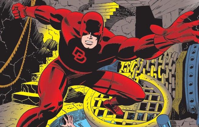 Daredevil cover