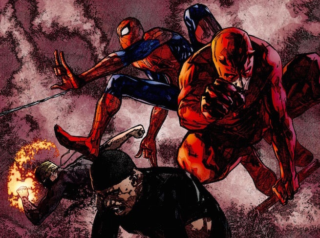 Daredevil Defenders