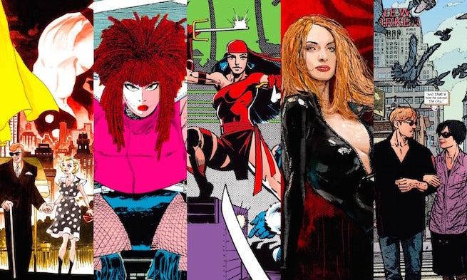 Daredevil Loves banner
