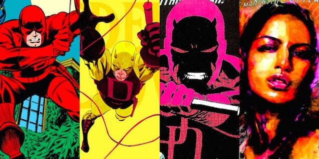 Daredevil Under Radar banner