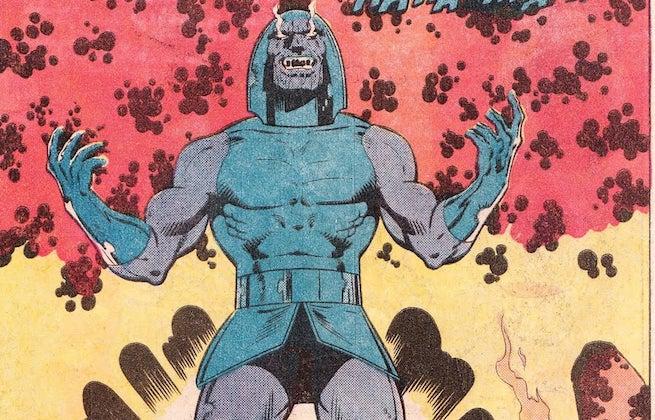 Darkseid Great Darkness Saga