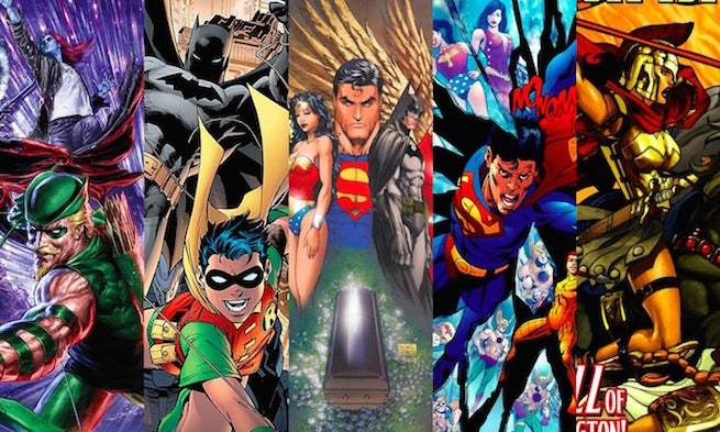 DC Flashpoint Controversies Banner
