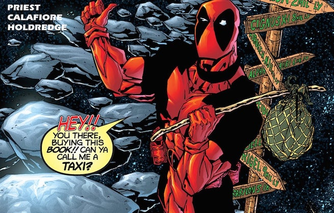 The Merc With A Meta Mouth 5 Ways Deadpool Breaks The