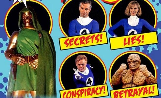 DOOMED! Director Marty Langford Doesn't Believe Marvel Really Destroyed the Fantastic Four Negatives
