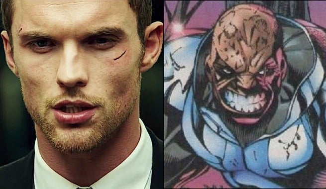 ed skrein ajax deadpool
