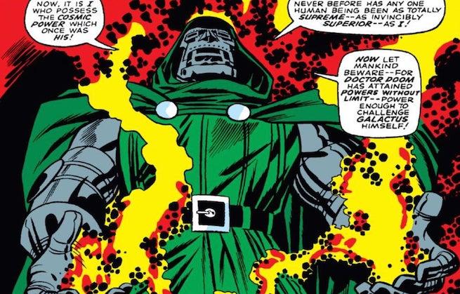 Fantastic Four Doctor Doom