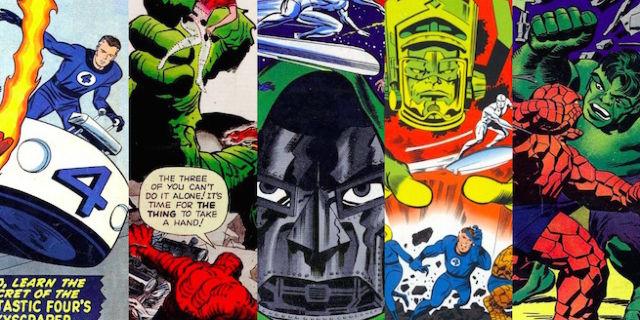 Fantastic Four Finale Banner