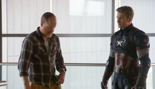 joss whedon and captain america