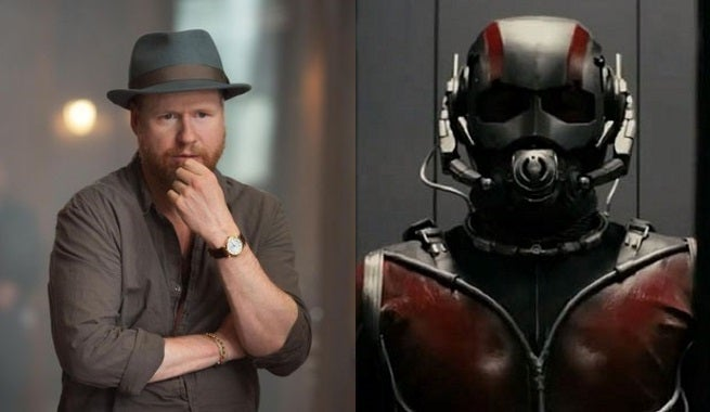 Joss Whedon Says Edgar Wright's Ant-Man Was The Best Script Marvel Ever Had