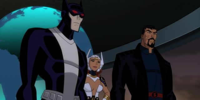 """Bruce Timm Teases Justice League: Gods and Monsters As A """"Breath of Fresh Air"""""""