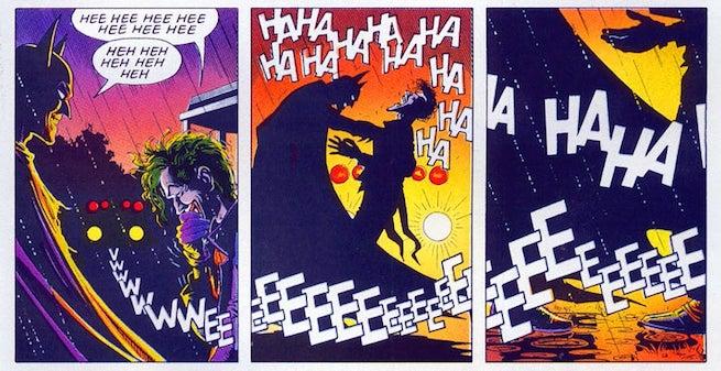 Killing Joke ending