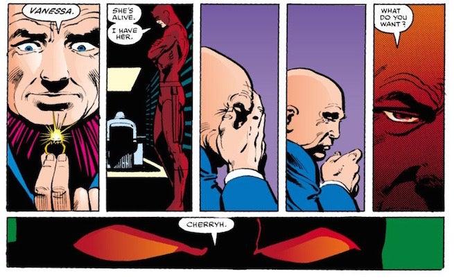Kingpin Elektra Saga
