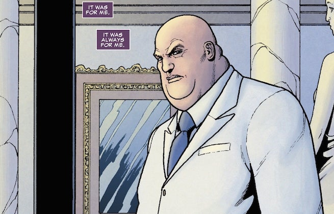 Kingpin Punisher Max