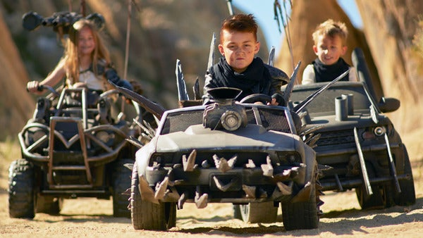 Mad Max Power Wheels Are Awesome But Sadly Not Real