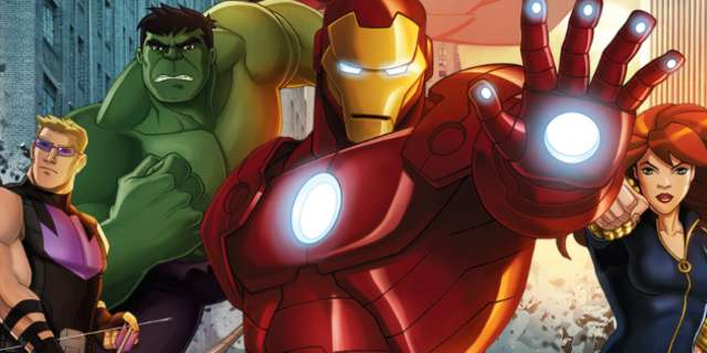 Marvel Animated Projects Could Tie Into Marvel Cinematic Universe
