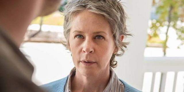 The Walking Dead's Melissa McBride Explains Why Carol Told Rick To Hold Off