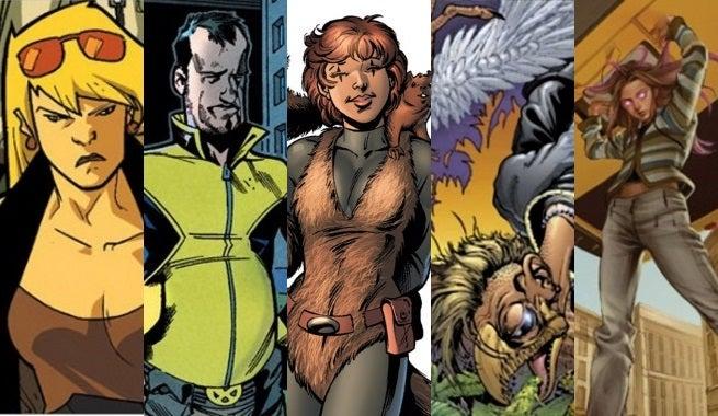 obscure mutants