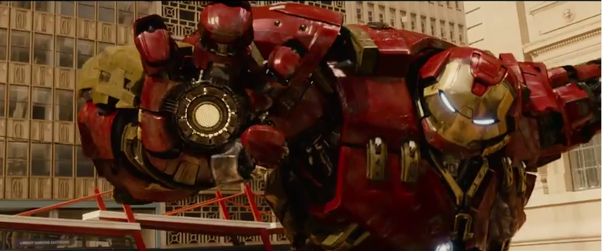 "New Avengers: Age Of Ultron ""Mission"" TV Spot"