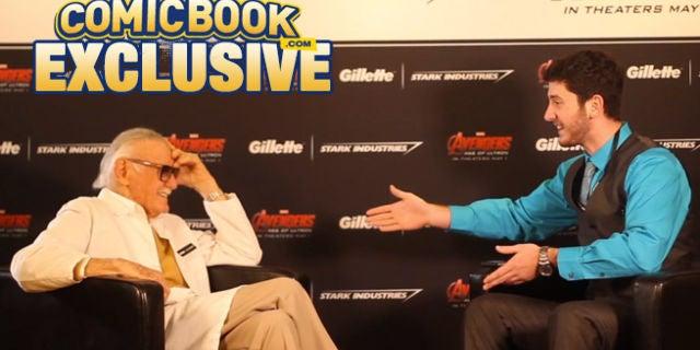 Stan Lee Talks Avengers, Spider-Man, Big Hero 6 Sequel