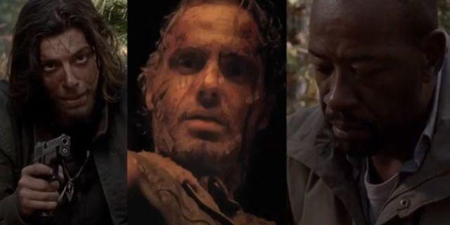 The Walking Dead Season 6 Preview: Wolves, Morgan, Chaos