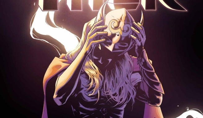 Thor 8 Cover