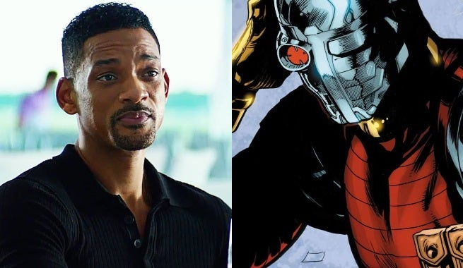 Will Smith Has Gone Bald For Suicide Squad