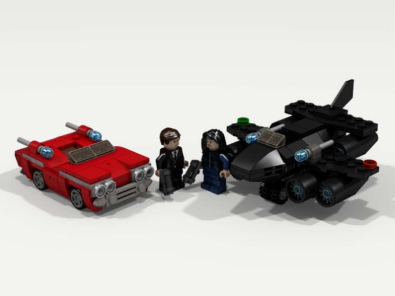 Agents Of S.H.I.E.L.D. Pitched As Lego Ideas Project
