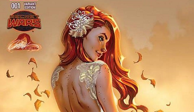 J. Scott Campbell's Amazing Spider-Man Renew Your Vows ...