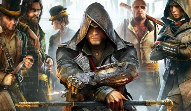 Assassins Creed Syndicate top