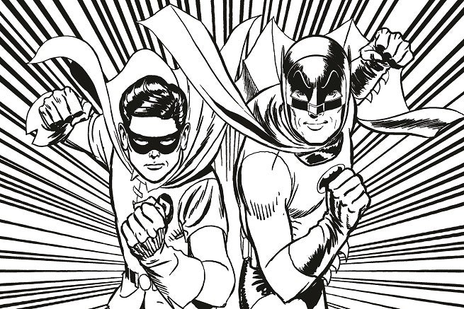 Batman '66 Inks 01 Colors 150330BOG 0010 BM&R full-top