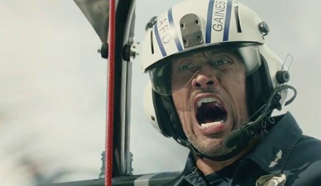 Fans React To San Andreas