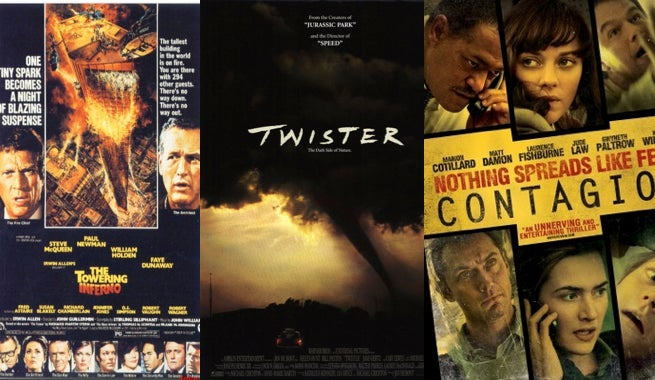 The Five Best Disaster Movies Ever