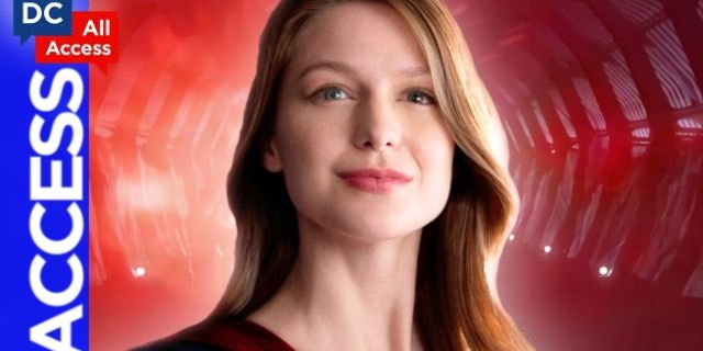 DC All Access Previews Supergirl And DC You