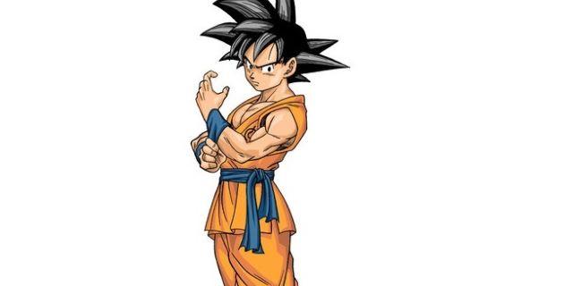 Dragon Ball Super: First Look At Goku