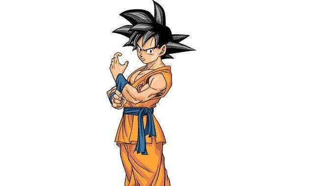 Dragon Ball Super Goku Top