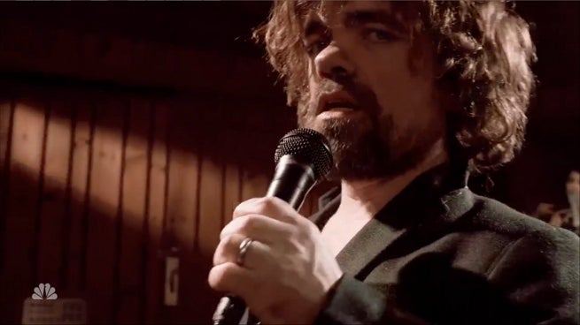 Peter Dinklage Mocks The Dead In Game Of Thrones: The Musical
