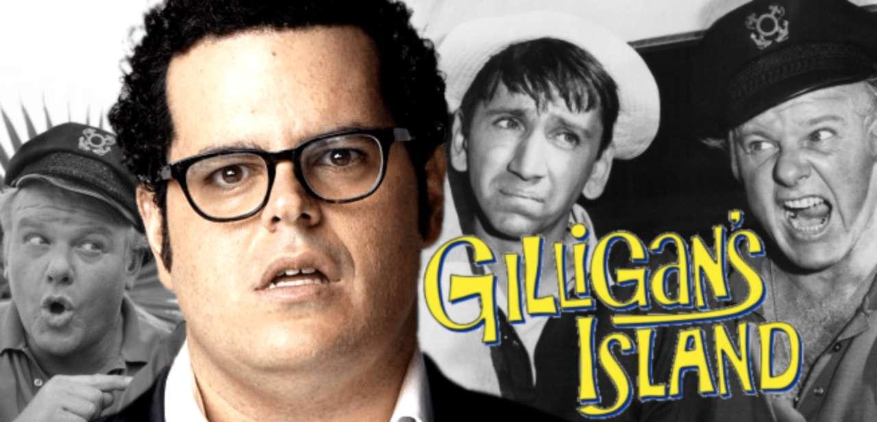 Josh Gad Says Gilligans Island Reboot Takes Very