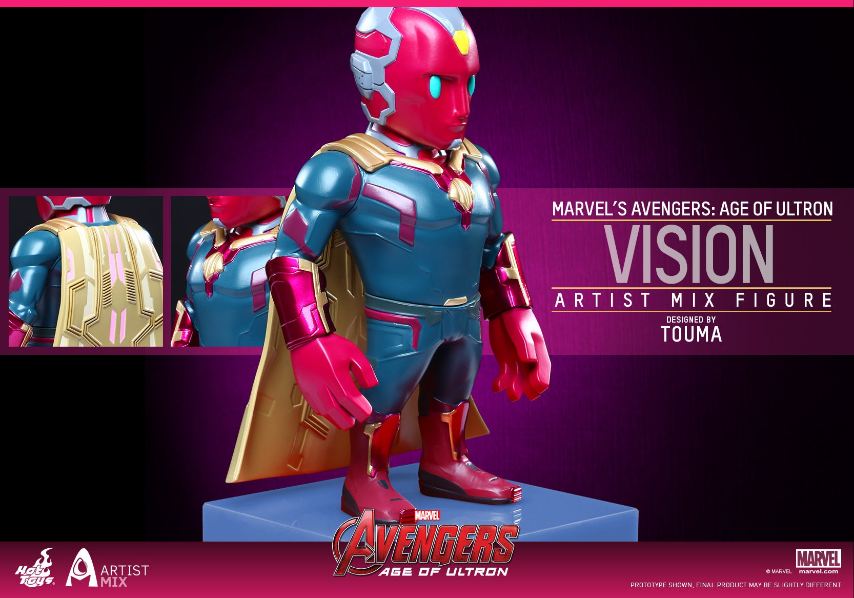 Hot Toys - Avengers - Age of Ultron - Artist Mix Figures Designed by TOUMA (Series 2)_PR10