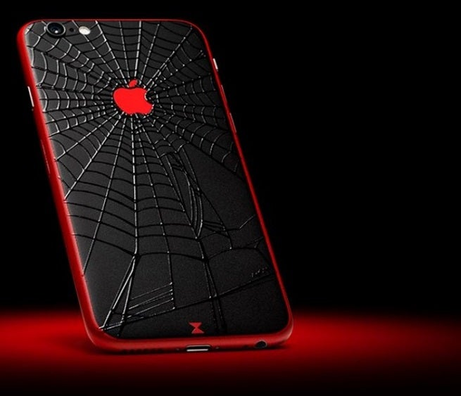 iphone limited edition limited edition black widow iphone 6 revealed 11997