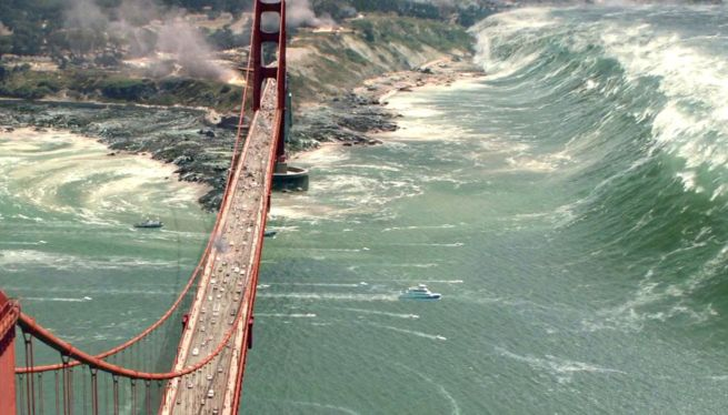 San Andreas Opening Weekend Box Office Of $53.2 Million Is a New Record For The Rock