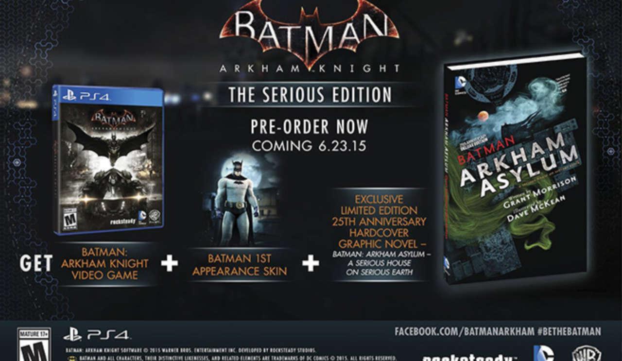 Batman arkham knight premium edition repack free download torrent.