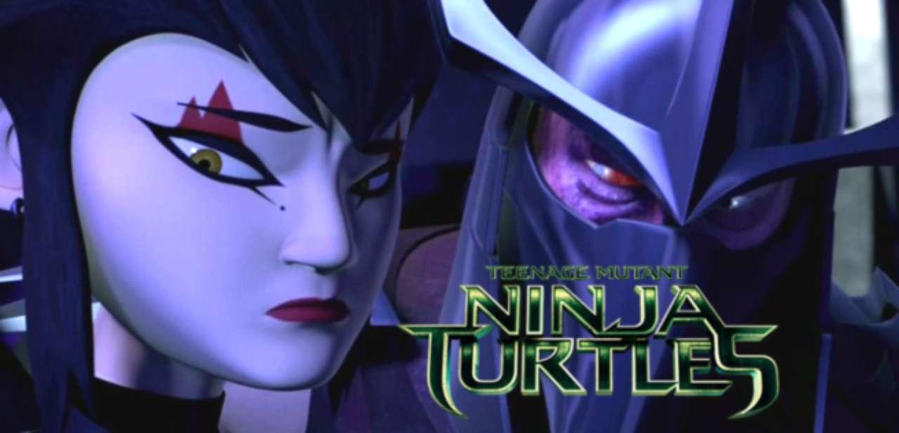 Shredder Karai Revealed On Teenage Mutant Ninja Turtles 2 Set