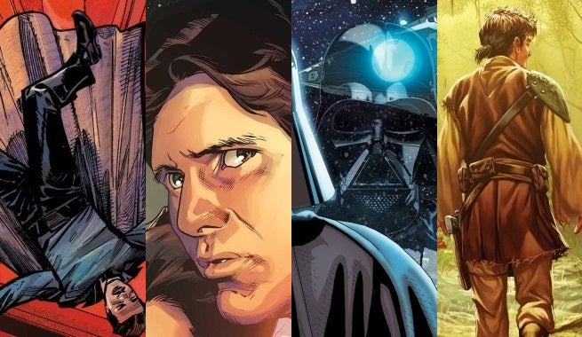 star wars comics august
