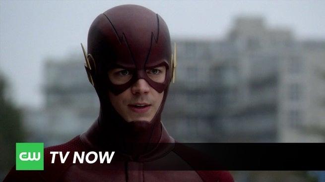 the cw- flash