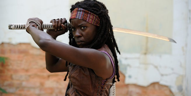 the-walking-dead-michonne-badass