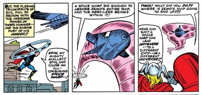 Thor Magic Hammer